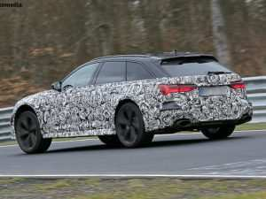 47 All New 2020 Audi Rs6 Wagon Style