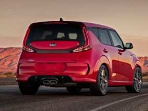 47 All New 2020 Kia Soul Ev Release Date Spesification