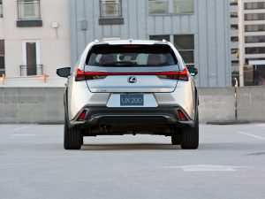 47 All New 2020 Lexus Ux Hybrid Pictures