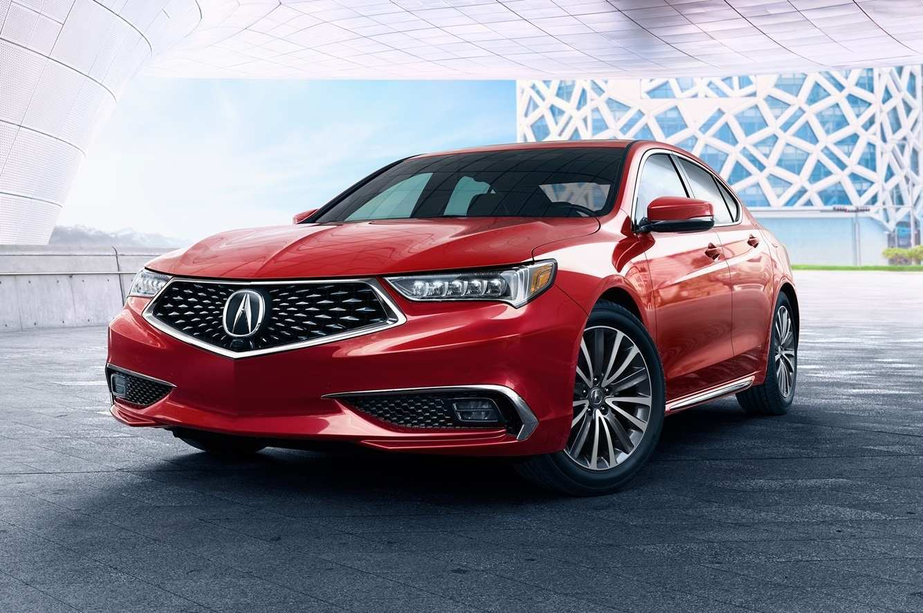 47 All New Acura Tlx 2020 Review Rumors