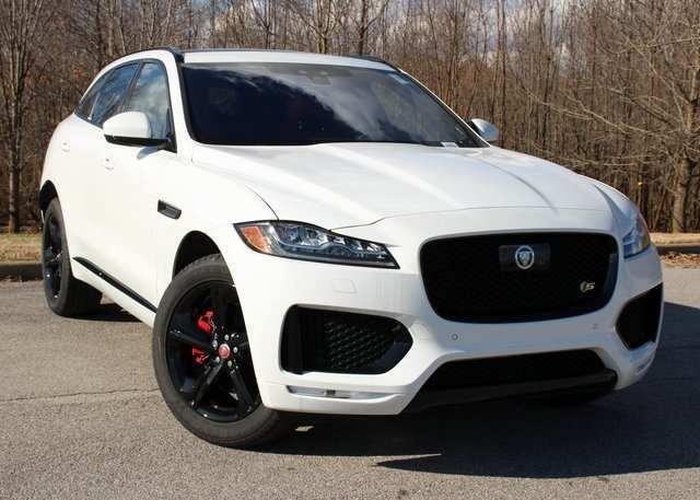 47 All New Jaguar 2019 F Pace New Concept