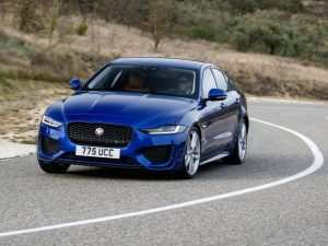 47 All New Jaguar Xe 2020 Review Interior