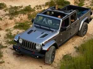 47 Best 2020 Jeep Pickup Truck Concept