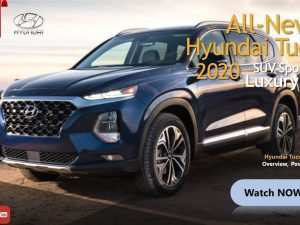 47 Best New Hyundai Tucson 2020 Youtube Redesign and Concept