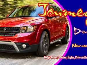 47 New 2019 Dodge Journey Redesign Model