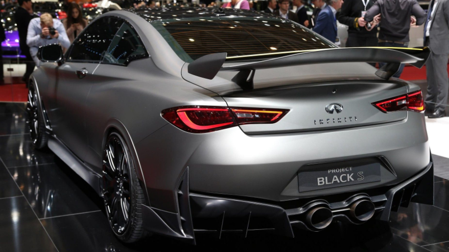 47 New 2019 Infiniti Black S Redesign And Review