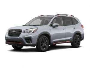 47 New 2019 Subaru Forester Sport Review and Release date