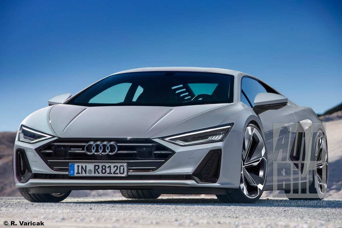 47 New 2020 Audi Redesign And Review