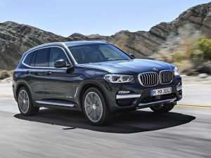 47 New 2020 Bmw X3 Electric Concept and Review
