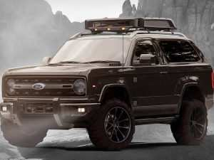 47 New 2020 Ford Bronco Lifted Overview