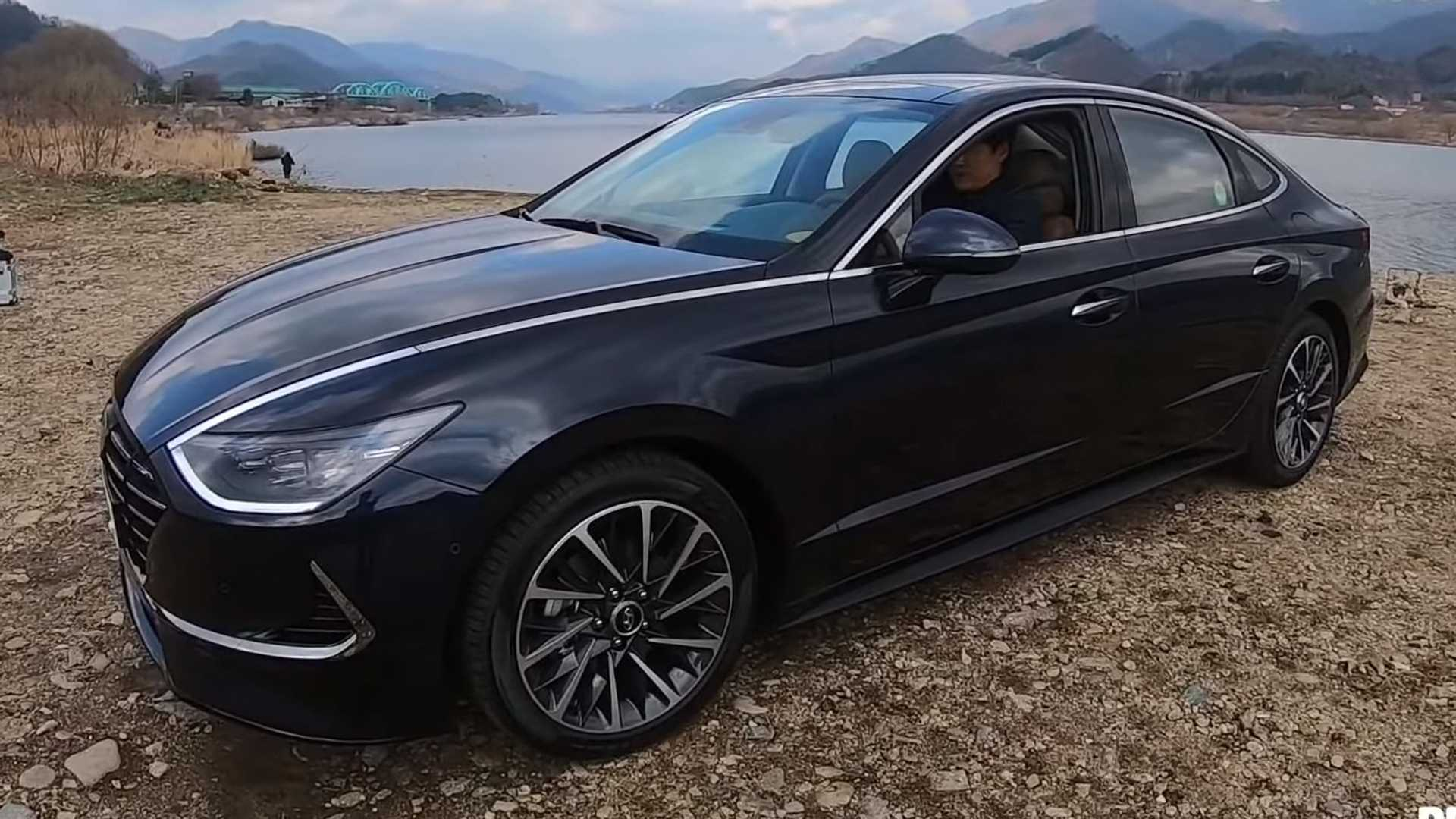 47 New 2020 Hyundai Sonata New Model And Performance