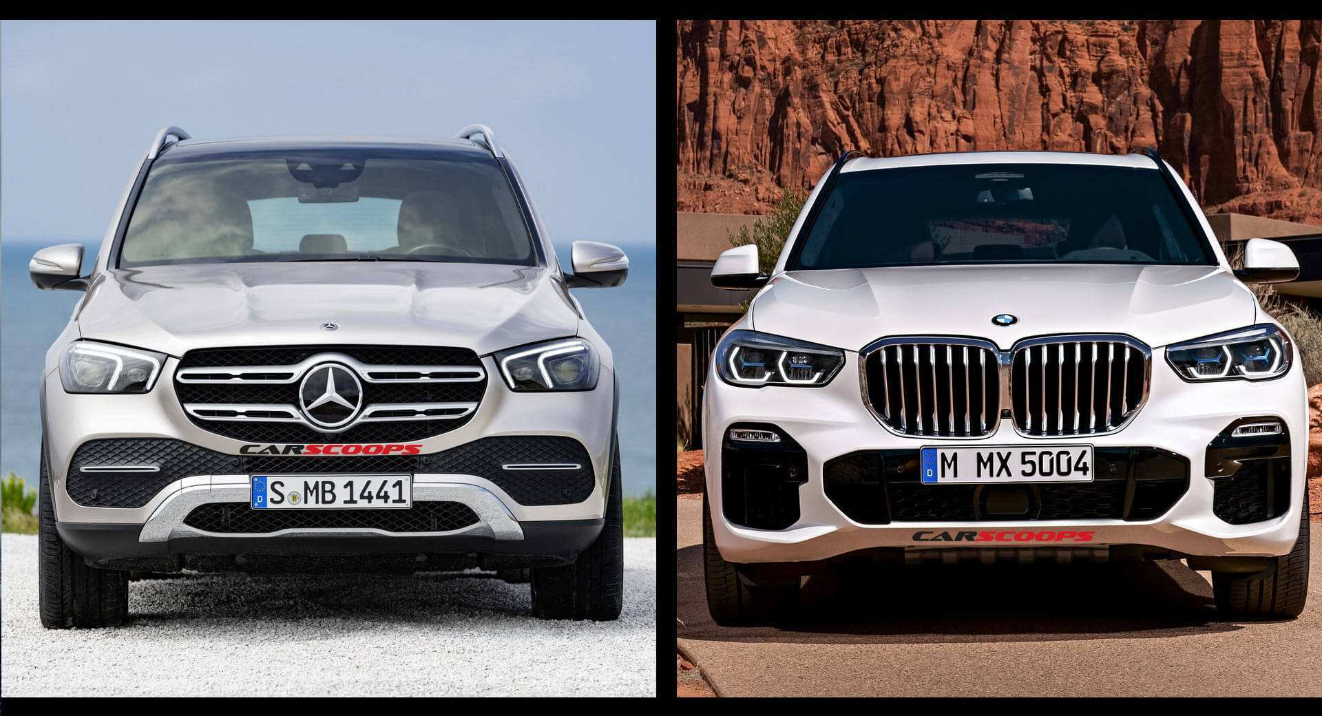 47 New 2020 Mercedes Gle Vs Volvo Xc90 New Concept