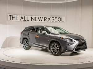 47 New When Will The 2020 Lexus Rx 350 Be Available Review