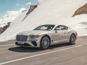 2019 Bentley Continental Gt Specs
