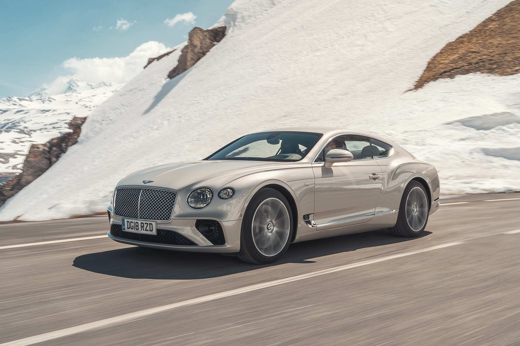 47 The 2019 Bentley Continental Gt Specs First Drive