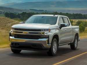 47 The 2019 Chevrolet Silverado 1500 Review Price and Release date