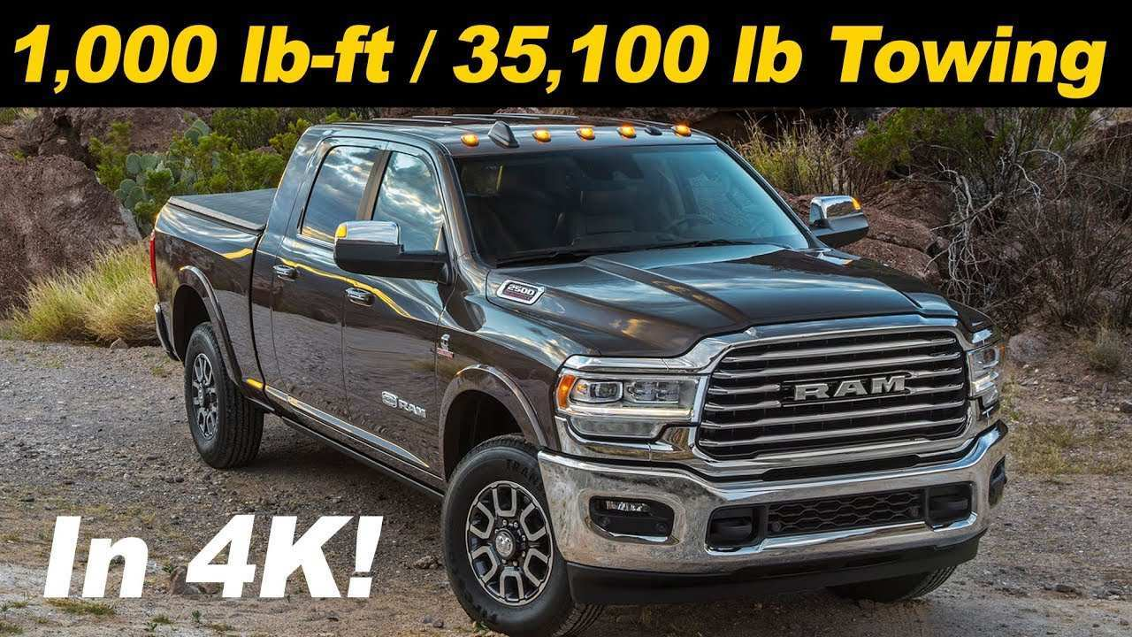 47 The 2019 Dodge 2500 Diesel Style