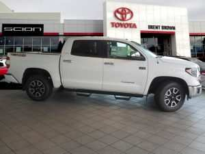 47 The 2019 Toyota Tundra Truck Overview