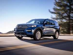 47 The 2020 Ford Explorer Job 1 Pictures