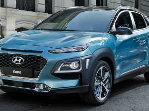 47 The 2020 Hyundai Kona Hybrid Release Date and Concept