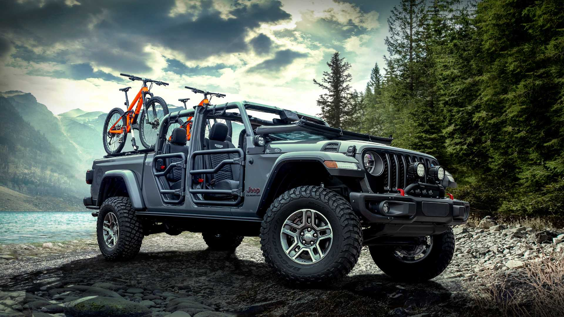 47 The 2020 Jeep Gladiator Lifted Rumors