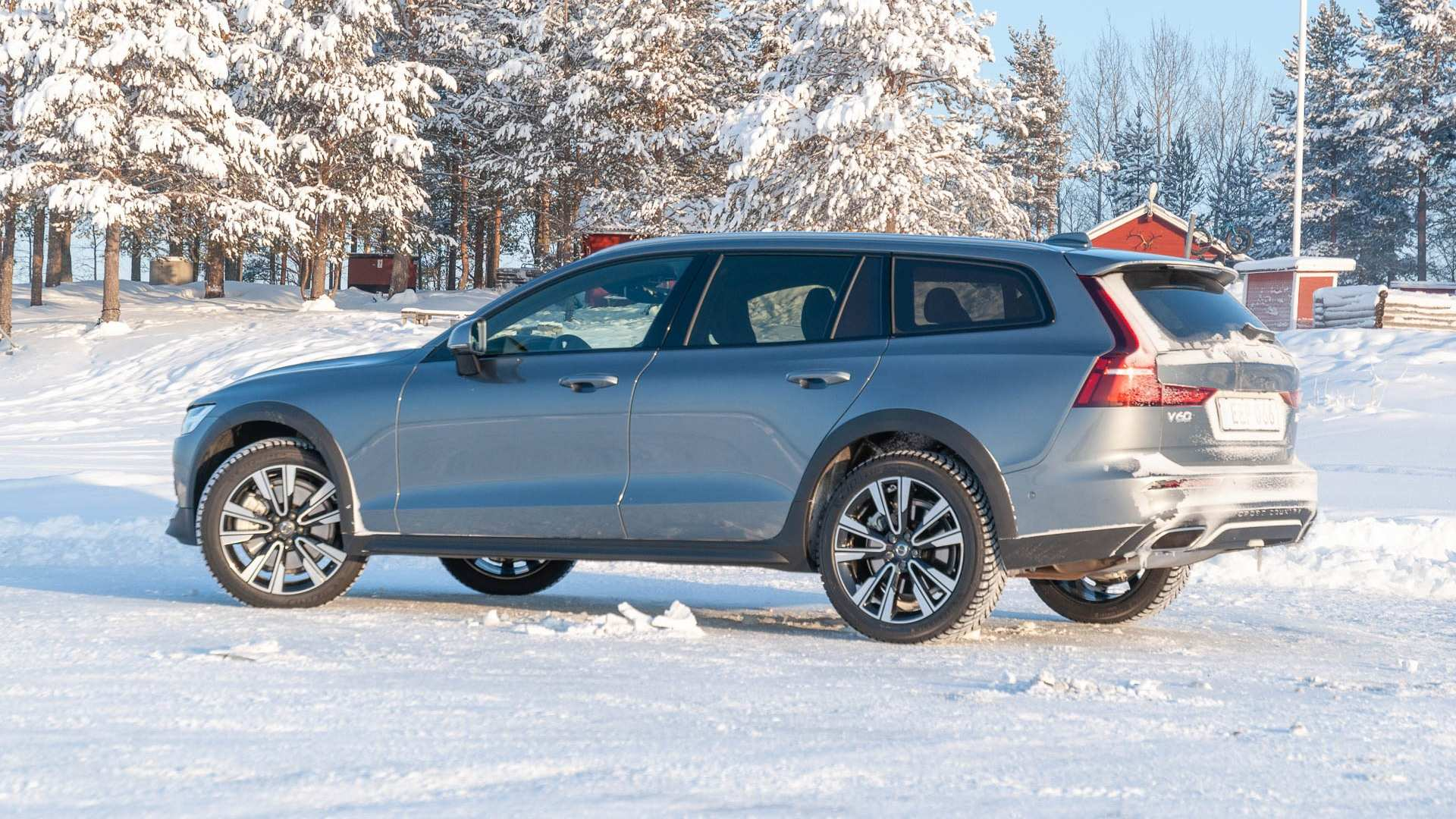 47 The 2020 Volvo V60 Cross Country Review Performance