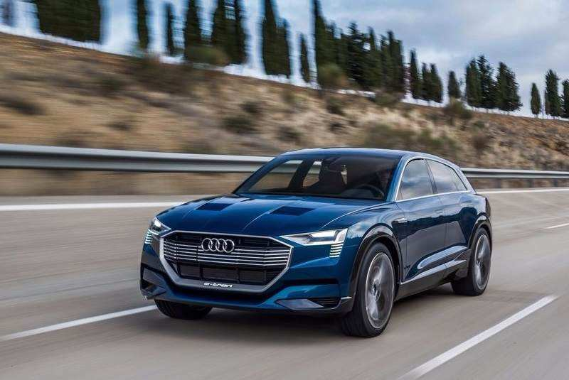 47 The Audi Electric Suv 2020 Performance