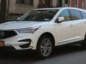 47 The Best 2019 Acura Rdx Changes Pricing