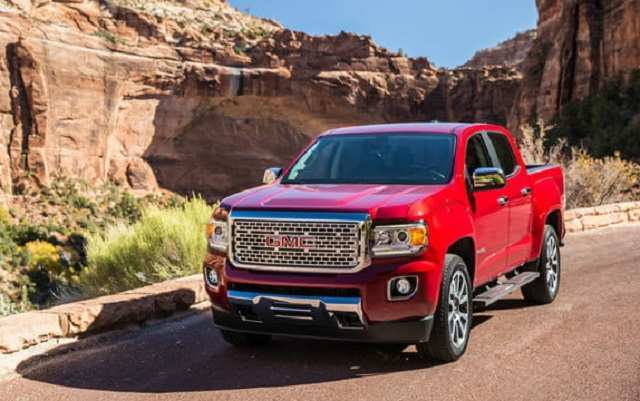 47 The Best 2019 Gmc Canyon Rumors Overview