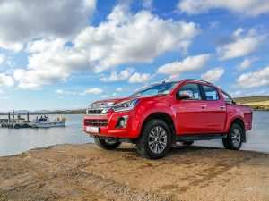 47 The Best 2019 Isuzu Pickup Truck Price and Release date