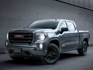 47 The Best 2020 Gmc Sierra 1500 Limited Images