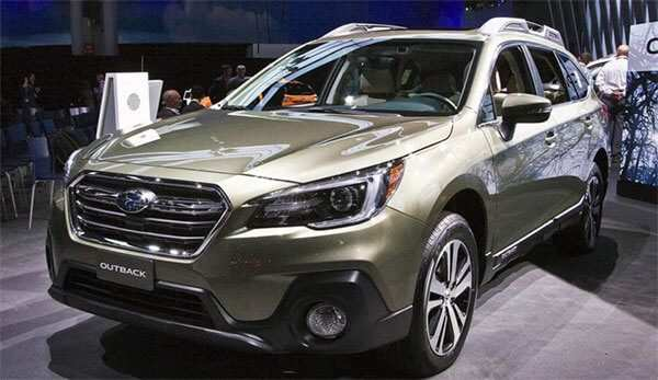 47 The Best 2020 Subaru Outback Mpg Specs