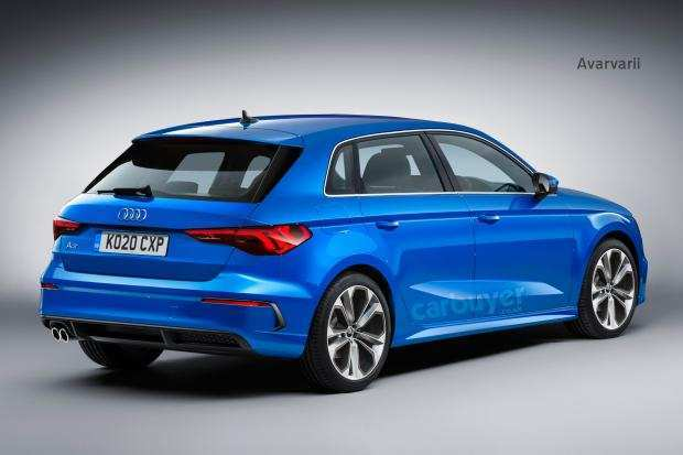 47 The Best Audi A3 2020 Release Date Performance And New Engine