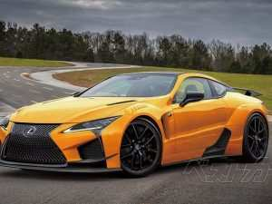 47 The Best Lexus Lc F 2020 Release Date and Concept