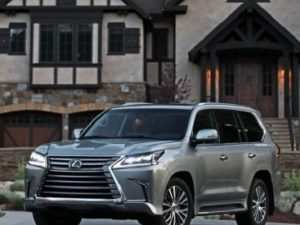 47 The Best Lexus Lx 570 Year 2020 Price and Review