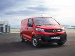 47 The Best New Opel Vivaro 2020 New Review