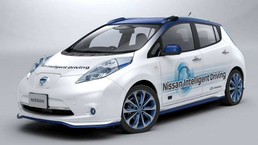 47 The Best Nissan 2020 Self Driving Cars Redesign