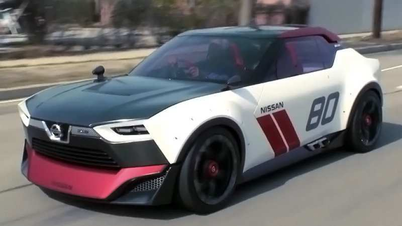 47 The Best Nissan Idx 2020 Exterior And Interior