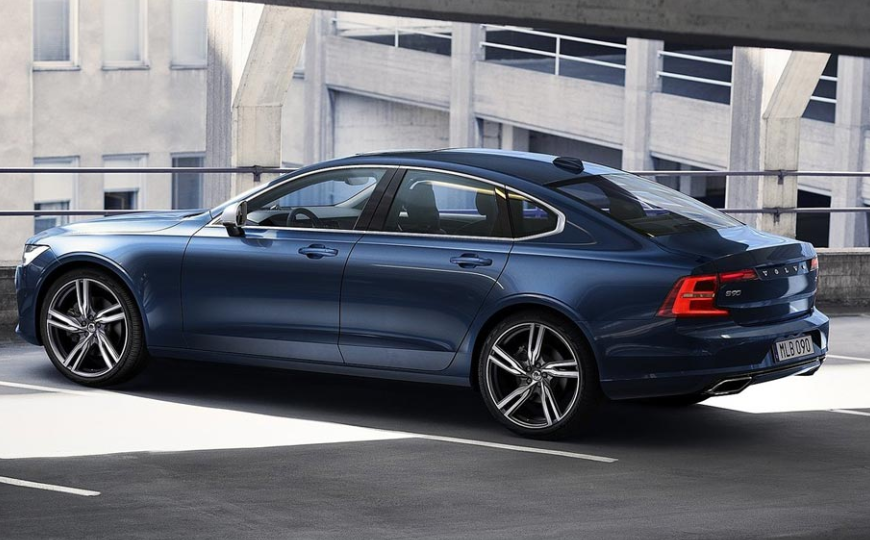 47 The Best Volvo S90 Coupe 2020 Rumors