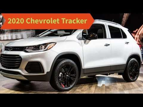 47 The Chevrolet Tracker 2020 Engine