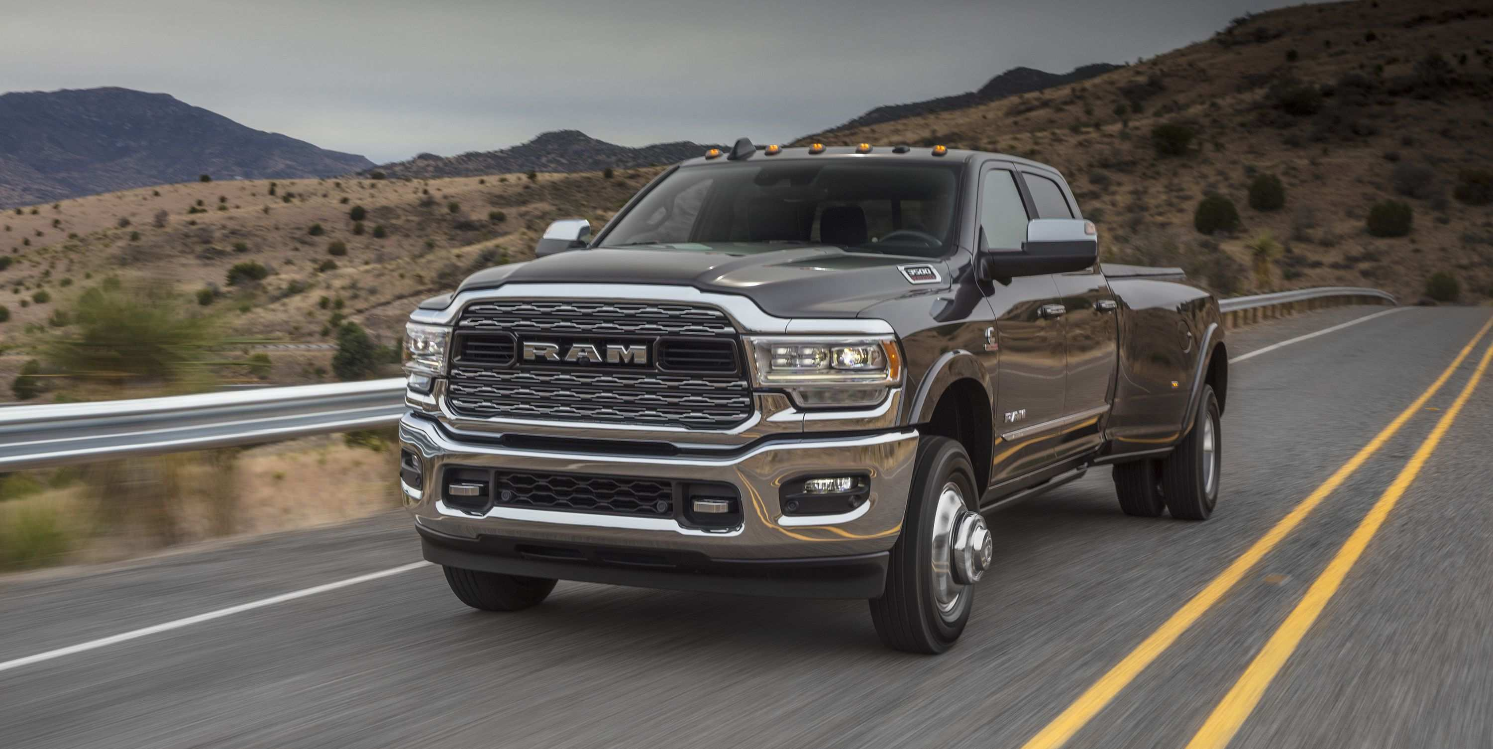 47 The Dodge Ram 3500 Diesel 2020 Pictures