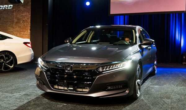 47 The Honda Accord 2020 Redesign Review