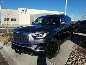 47 The Infiniti Qx80 2019 Research New