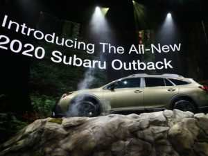 47 The Subaru Usa 2020 Outback Style