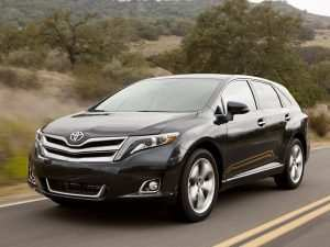 47 The Toyota Venza 2020 Model Exterior and Interior