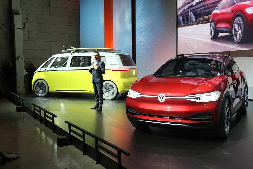 47 The Volkswagen Electric Suv 2020 Price And Review