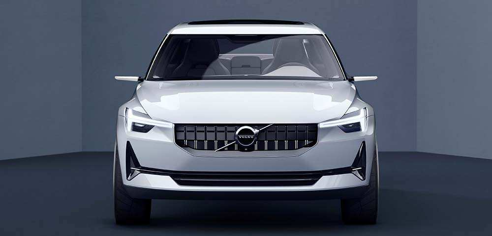 47 The Volvo 2019 Electricos Concept And Review