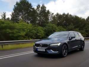 47 The Volvo V60 2019 Performance and New Engine