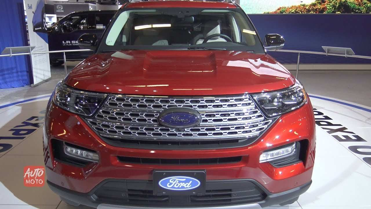 47 The Xe Ford Explorer 2020 Exterior And Interior
