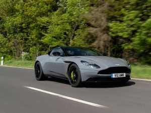 48 A 2019 Aston Martin Db9 Concept and Review